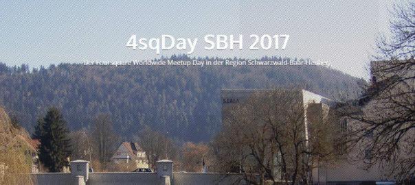 4sqDay SBH 2017